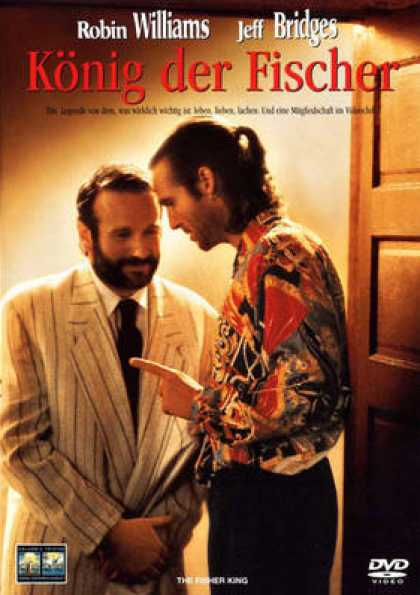 German DVDs - The Fisher King