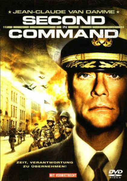 German DVDs - Second In Command
