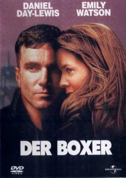 German DVDs - Der Boxer