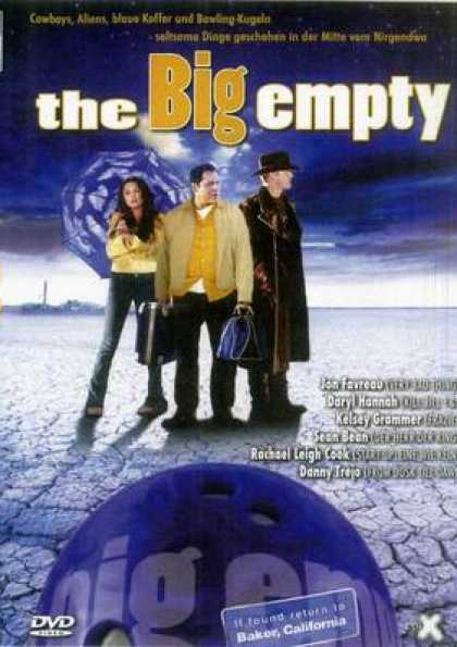 German DVDs - The Big Empty