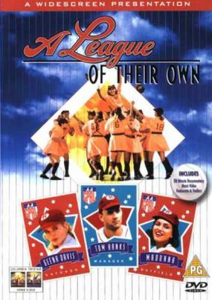 German DVDs - A League Of Their Own