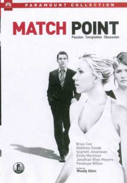 German DVDs - Match Point