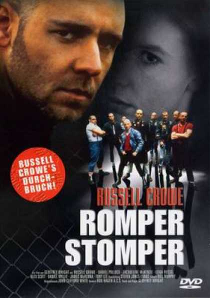 German DVDs - Romper Stomper