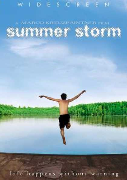 German DVDs - Summer Storm
