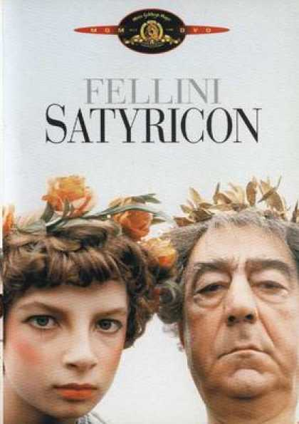 German DVDs - Satyricon