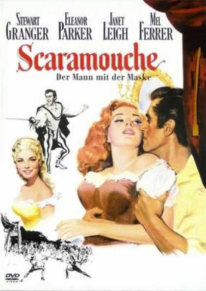 German DVDs - Scaramouche
