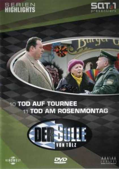 German DVDs - The Bull Vol 6