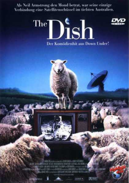 German DVDs - The Dish