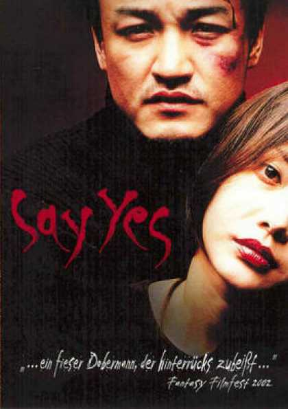 German DVDs - Say Yes