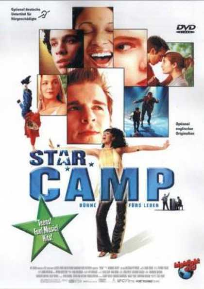 German DVDs - Star Camp
