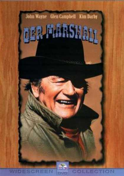 German DVDs - True Grit
