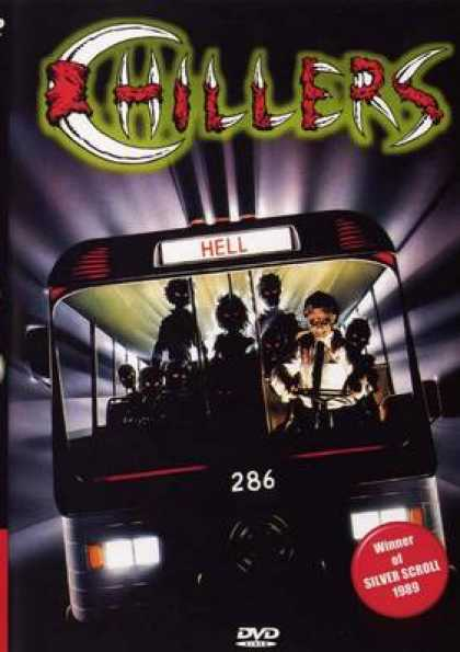 German DVDs - Chillers