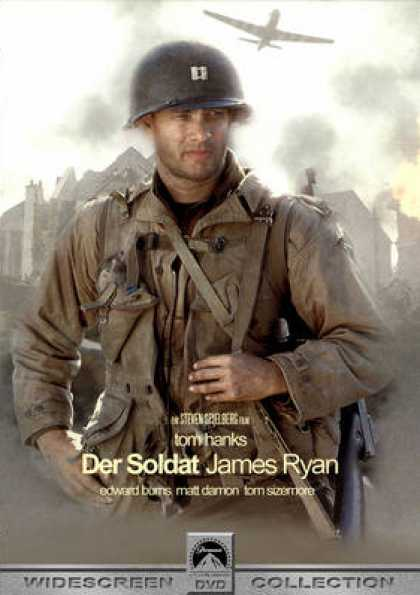 German DVDs - Saving Private Ryan