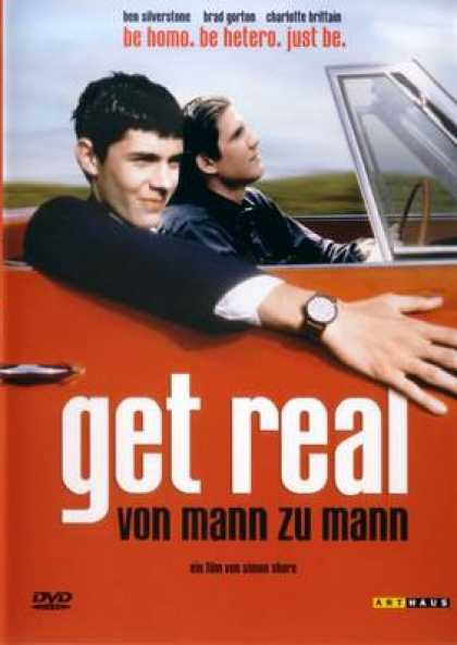 German DVDs - Get Real