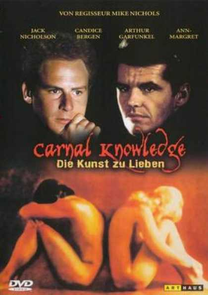 German DVDs - Carnal Knowledge - Die Kunst Zu Lieben