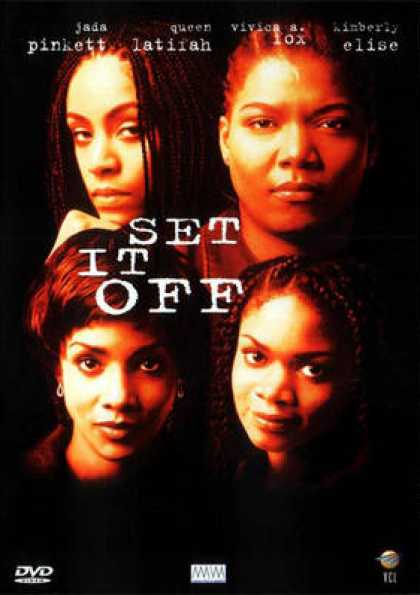 German DVDs - Set It Off