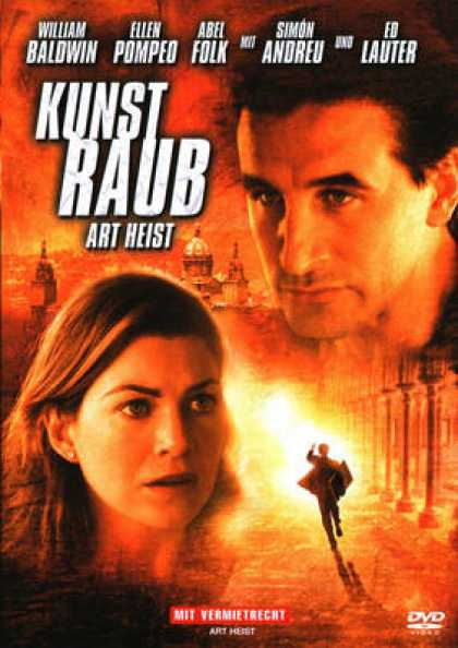 German DVDs - Art Heist