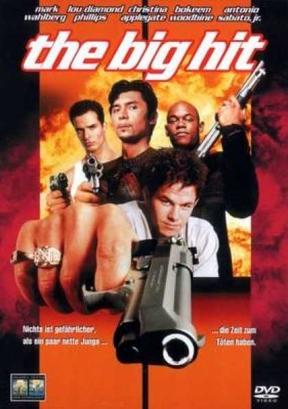 German DVDs - The Big Hit