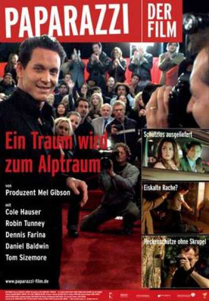 German DVDs - Paparazzi - Der Film