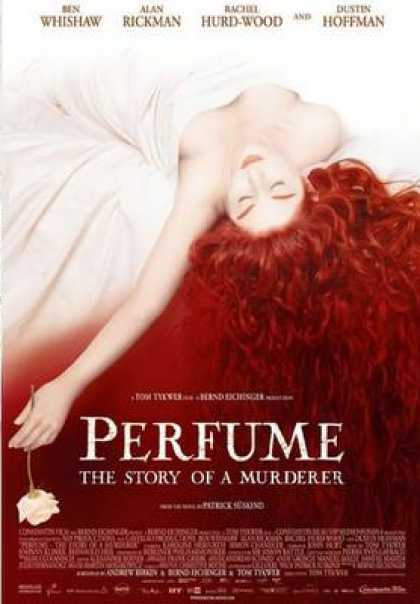 German DVDs - Perfume: The Story Of A Murderer