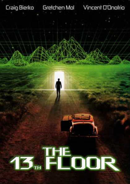 A 13. emelet (The Thirteenth Floor, 1999), amerikai sci-fi kalandfilm - (TubeLoad)