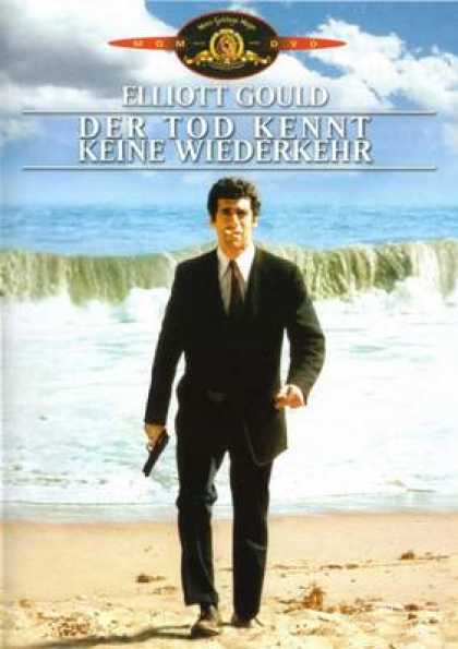 German DVDs - The Long Goodbye
