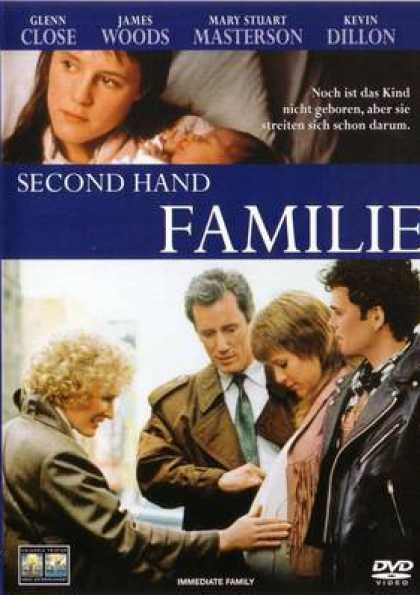 German DVDs - Second Hand Family