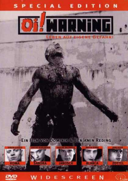 German DVDs - Oi Warning