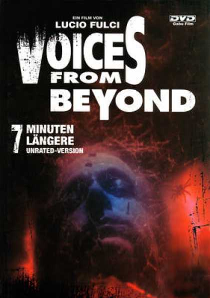 German DVDs - Voices From Beyond