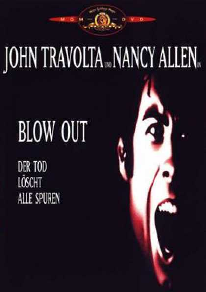 German DVDs - Blow Out