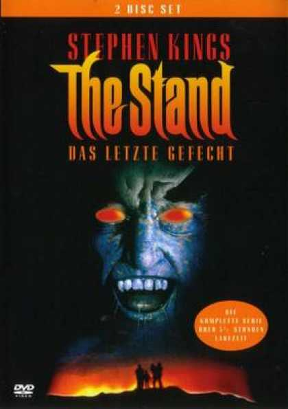 German DVDs - The Stand