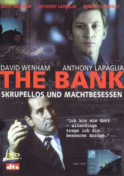 German DVDs - The Bank