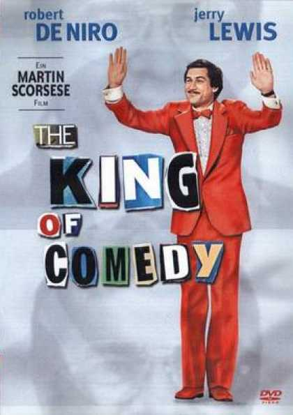 German DVDs - The King Of Comedy