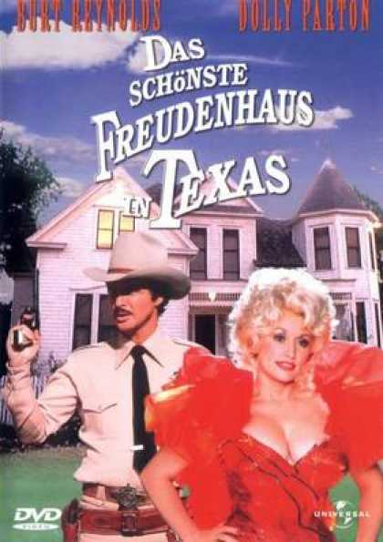 German DVDs - The Best Little Whorehouse In Texas