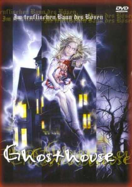 German DVDs - Ghosthouse