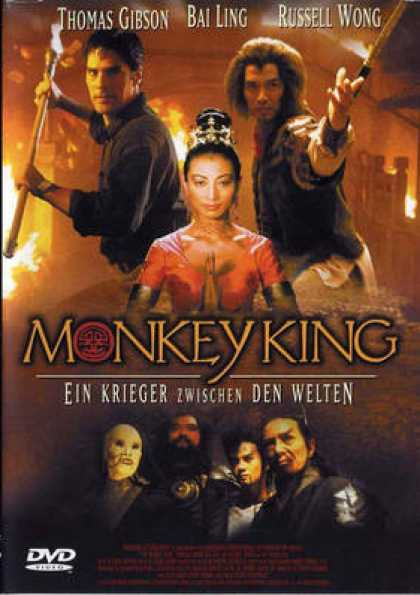 German DVDs - The Monkey King
