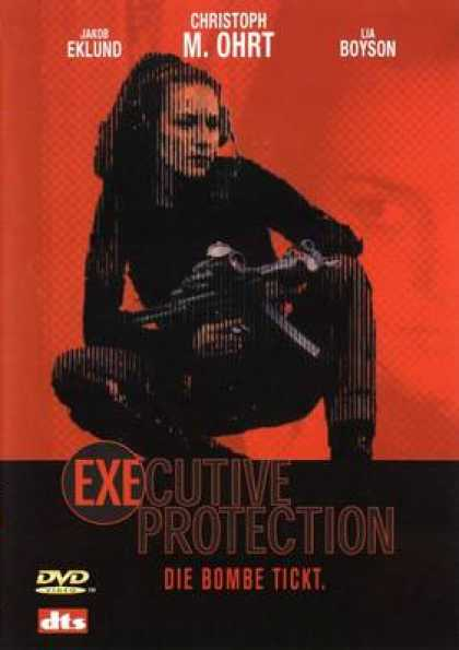 German DVDs - Executive Protection - Die Bombe Tickt