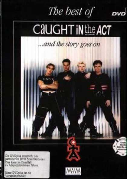 German DVDs - Caught In The Act