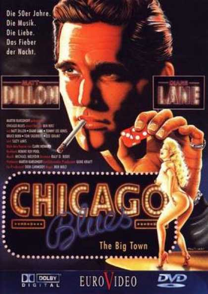 German DVDs - Chicago Blues