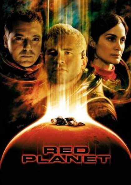 German DVDs - Red Planet