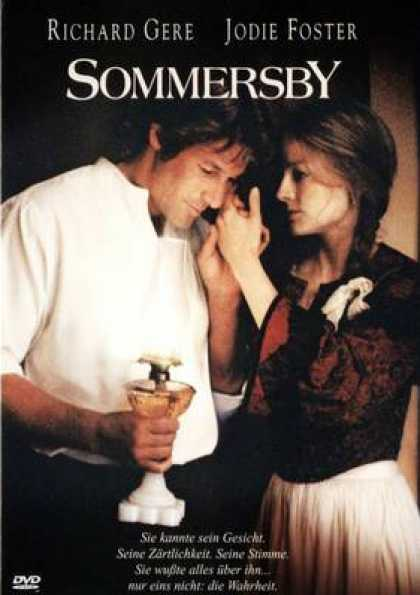 German DVDs - Sommersby