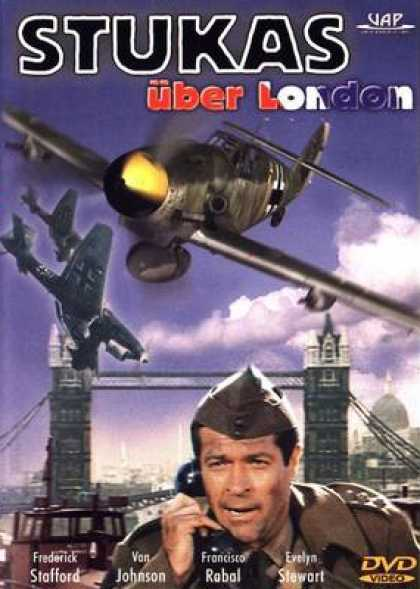 German DVDs - Attack Over London
