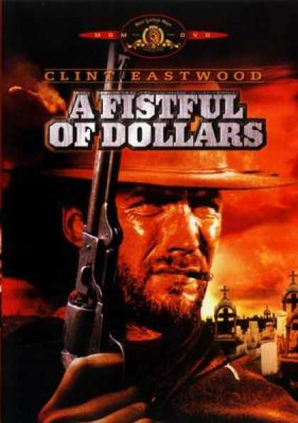 German DVDs - A Fistful Of Dollars