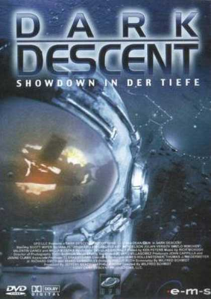 German DVDs - Dark Descent