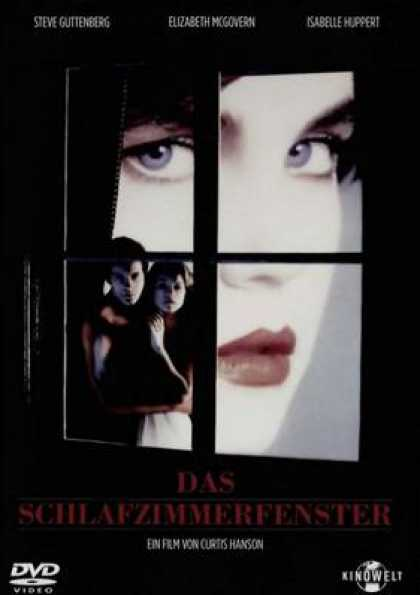 German DVDs - The Bedroom Window