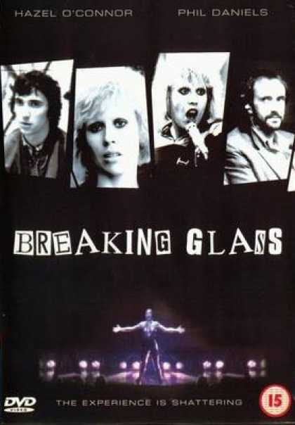 German DVDs - Breaking Glass