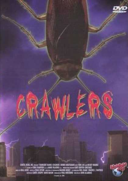 German DVDs - Crawlers