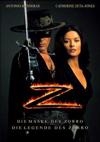 German DVDs - Zorro Collection