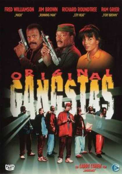 German DVDs - Original Gangstas