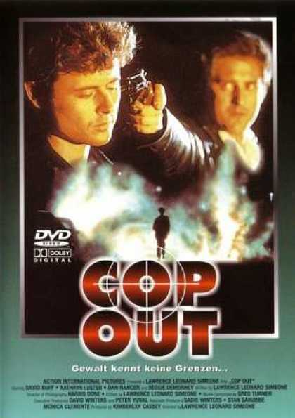 German DVDs - Cop Out
